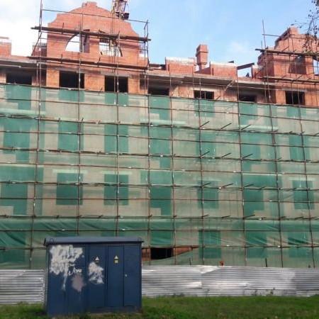 Строительство ЖК Пушкин House этапы работ